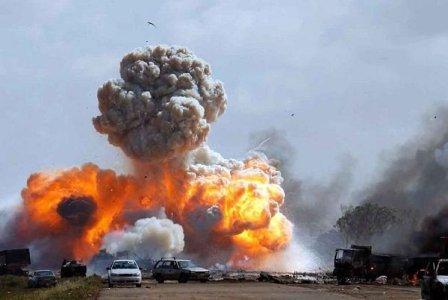 انفجار في شارع سياحي في سوريا!