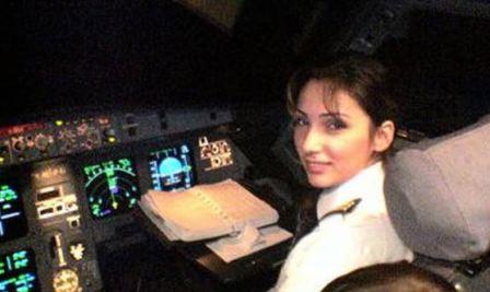 أول امرأة سورية قادت طائرة ركاب.. من هي؟!