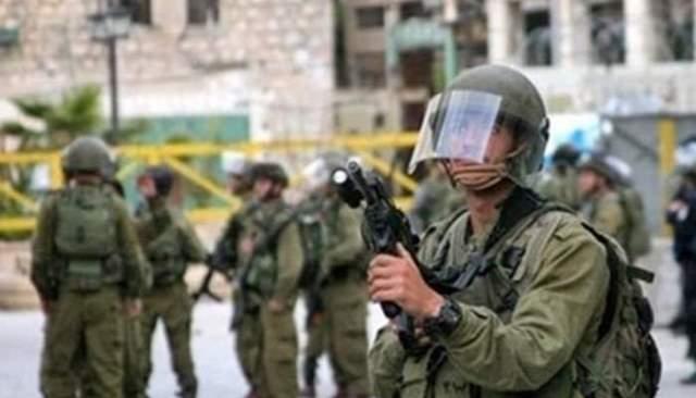 اصابة فلسطيني برصاص قوات الاحتلال الاسرائيلي شرق جباليا شمال غزة