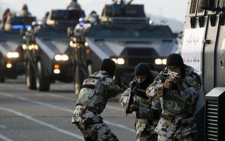 الحرس الثوري يقضي على مجموعة إرهابية شمال غرب ايران