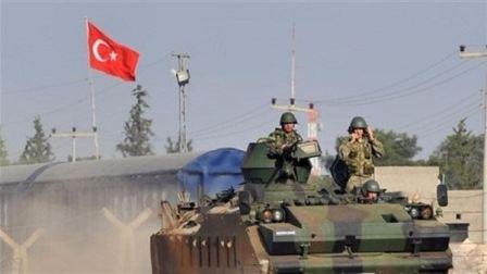 اشتباك بين القوات التركية ومسلحين أكراد ووقوع قتلى