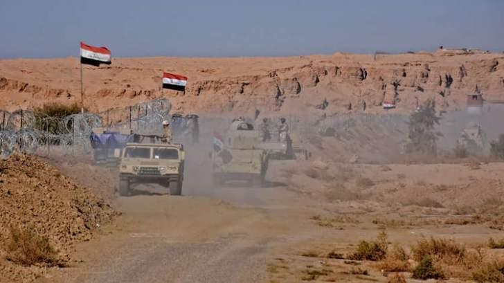 الجيش العراقي يشدد الإجراءات عند الحدود السورية بعد تعليق
