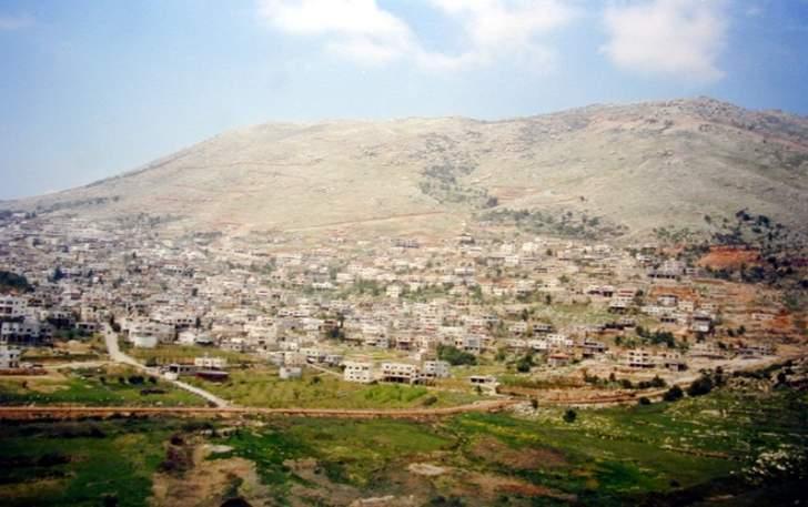 تعزيزات عسكرية إسرائيلية ضخمة في الجولان