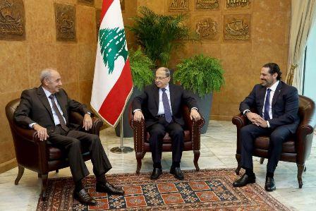 رئاسة الجمهورية: نتائج المشاورات بنّاءة