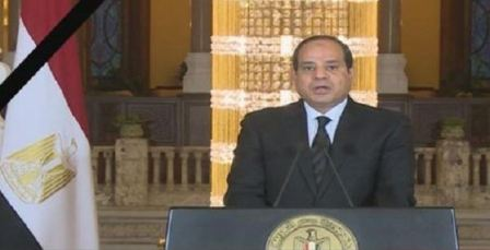 السيسي يأمر باستعادة الأمن في سيناء خلال 3 أشهر