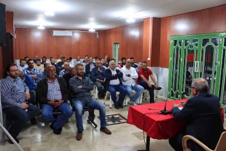 أسامة سعد: قوى السلطة عاجزة عن إنتاج قانون انتخاب يلبي طموحات الشعب اللبناني
