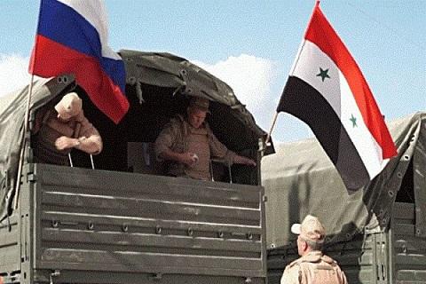 روسيا تبدأ بالإنسحاب العسكري من سوريا
