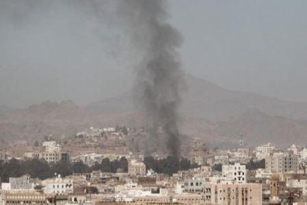 الضربات السعودية تقتل 136 مدنياً في اليمن