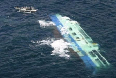 غرق عبارة تقل 251 شخصاً قبالة سواحل الفلبين وسقوط ضحايا...