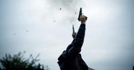 اشتباك مسلّح بسبب كيس