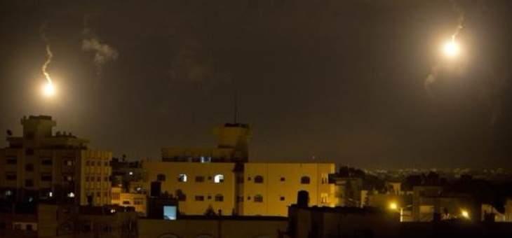 الميادين: قصف اسرائيلي عنيف يستهدف المنطقة الوسطى في قطاع غزة