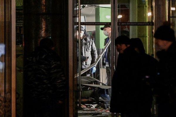 منفذ إعتداء سان بطرسبورغ في قبضة الأمن الروسي