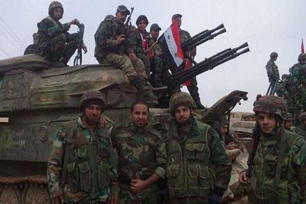 مطار أبو الضهور في قبضة الجيش السوري