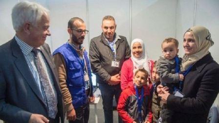 واشنطن تمدد الحماية المؤقتة للسوريين 18 شهراً