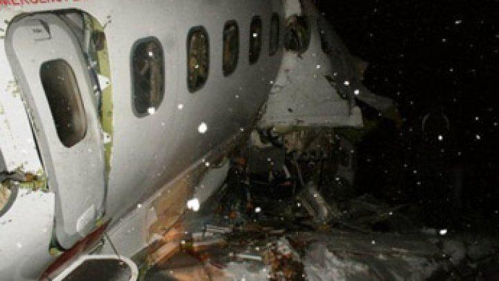 قتلى في تحطم طائرة وسط ايران!