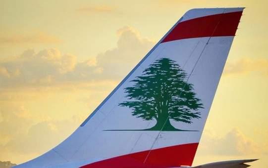 وصول طائرة من باريس تقل 131 عائدا إلى مطار بيروت الدولي