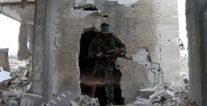 غارات تستهدف الغوطة الشرقية قرب دمشق