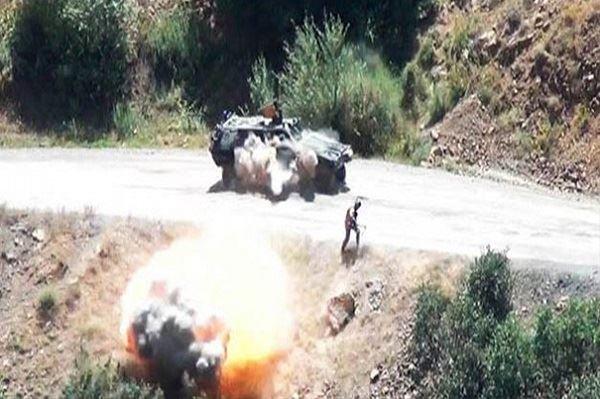 انفجار يقتل جنديين في الجيش التركي