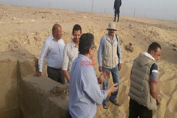 بالصور: العثور على 8 مقابر فرعونية جديدة في مصر!
