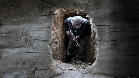 إقرار هدنة لـ 30 يوماً في سوريا