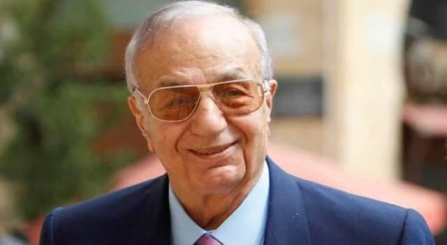 وفاة النائب ميشال المر عن عمر ناهز الـ89 عامًا بعد معاناة مع المرض
