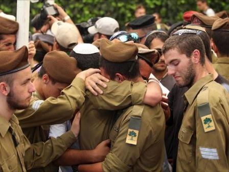 انتحار جندي إسرائيلي داخل قاعدة عسكرية... الت