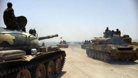 الغوطة الشرقية انقسمت لشطرين...