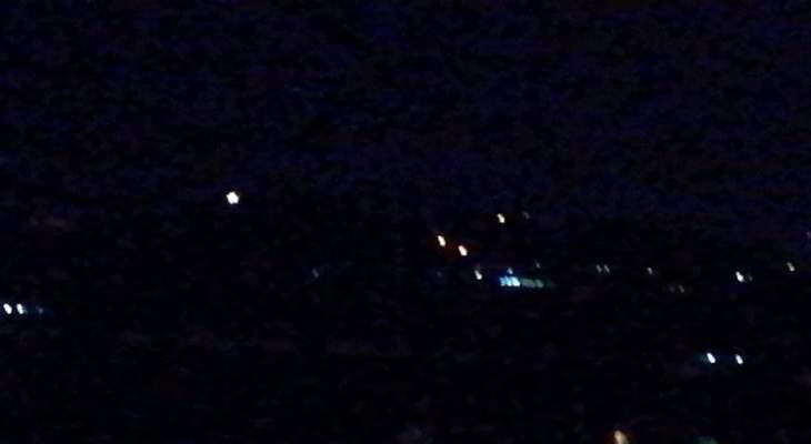 طائرة استطلاع إسرائيلية تحلق فوق مستعمرة المطلة واستنفار للجيش الإسرائيلي