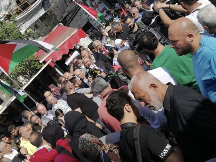 يوم غضب فلسطيني في لبنان استنكاراً لمخطط ضم أجزاء من الضفة الغربية