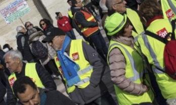 باريس: اعتقال 32 متظاهرًا من السترات الصفراء