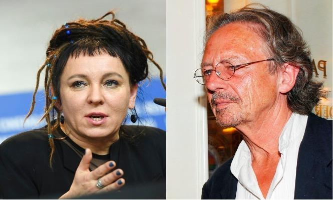 البولندية توكارتشوك والنمساوي هاندكه يفوزان بجائزة نوبل للآداب