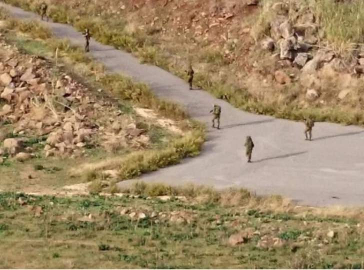 قوة اسرائيلية مجهزة بأسلحة رشاشة حاولت اختطاف راع بخراج شبعا