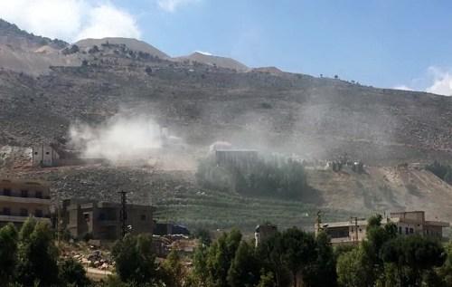 بالفيديو: هكذا يفجرون ويشوهون جبال لبنان… تدمير وتلويث وقتل ممنهج