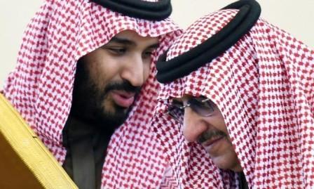 ليلة الانقلاب على ولاية العرش: هكذا استسلم بن نايف عند الرابعة فجرا بسبب