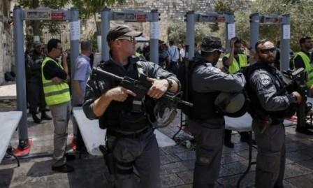 شرطة الاحتلال تقترح: كاميرات ذكية كبديل للبوابات الإكترونية