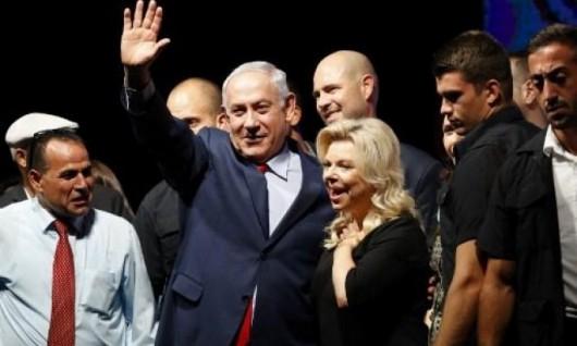 خطاب نتنياهو لم يساعده و67% لا يؤمنون ببراءته