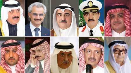 6 أمراء سعوديين بينهم متعب بن عبد الله دخلوا المستشفى نتيجة التعذيب الشديد