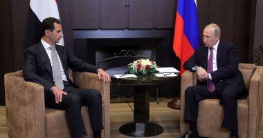 برقية من الأسد إلى بوتين..