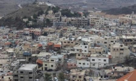 إطلاق قذيفة من سورية على طائرة استطلاع إسرائيلية
