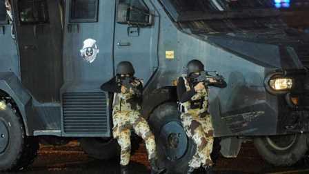 الطائف: هجوم ليلي على مقرّ للحرس الوطني السعودي
