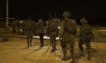 محاولة لدهس جنود بطولكرم والاحتلال يعتقل 9 فلسطينيين بالضفة