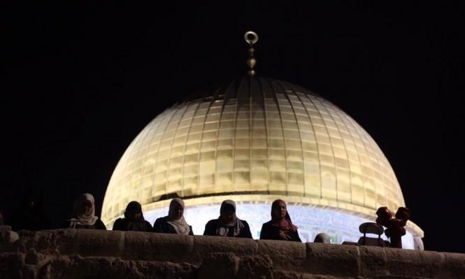 القدس المحتلة تستعد لإحياء ليلة القدر بالمسجد الأقصى