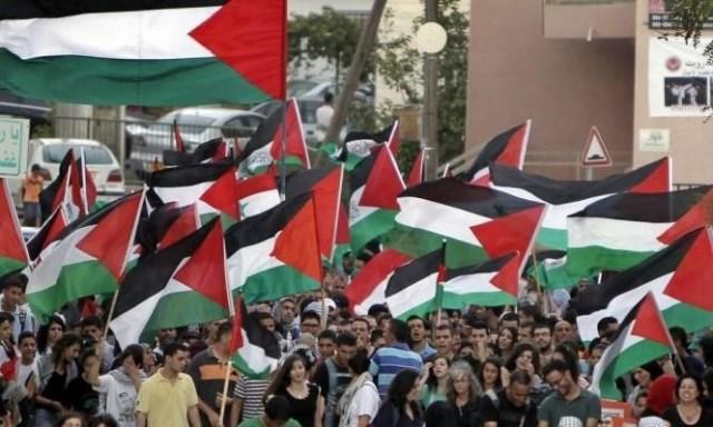 إضراب في الضفة وغزة تضامنا مع الداخل الفلسطيني