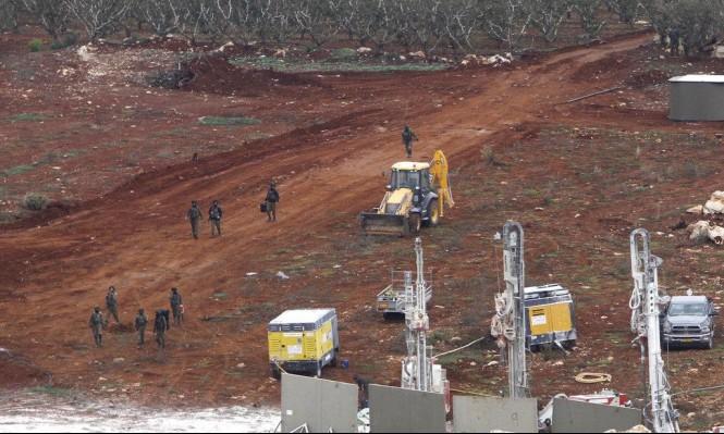 جنود صهاينة يطلقون النار باتجاه 3 أشخاص داخل لبنان