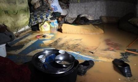 سورية: 25 ألف نازح بلا مأوى بسبب السّيول