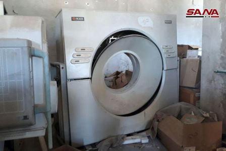 علام عثر الجيش السوري في الغوطة الشرقية؟