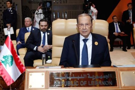 نصرالله: لا لوائح لسوريا بل حلفاء سلمان لعون: الخليجيون عائدون هذا الصيف