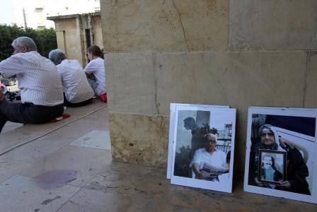 اليوم العالمي للمفقودين: وينن؟