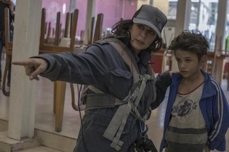 نادين لبكي نزلت بالكاميرا إلى جحيم بيروت