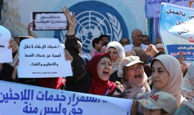 رفض فلسطيني لقرار الاحتلال غلق مدارس